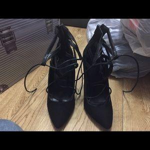 Charlotte Russe 4 inch heel